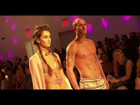 Behind The Runway: Lila Nikole Native swimwear fashion show