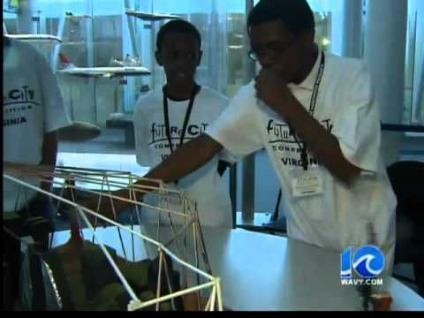 Students enter future city competition