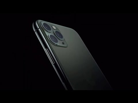 Представляем iPhone 11 Pro - Apple Реклама