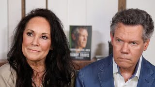 Randy Travis + His Wife Are Absolutely Adorable - Interview