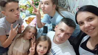 День Рождения Александры Готовлю Стол Праздничный Торт Подарки