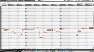 Расширенная обработка вокала в Melodyne