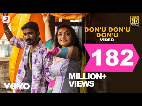 Maari - Don'u Don'u Don'u Video | Dhanush, Kajal | Anirudh | Super Hit Song
