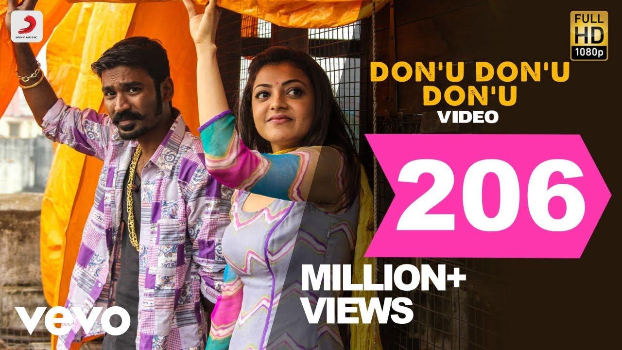 Don'u Don'u Don'u  Song Lyrics - Maari|Anirudh Ravichander |Selflyrics
