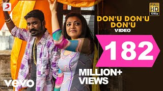 Maari - Don'u Don'u Don'u Video | Dhanush, Kajal | Anirudh | Super Hit Song thumbnail