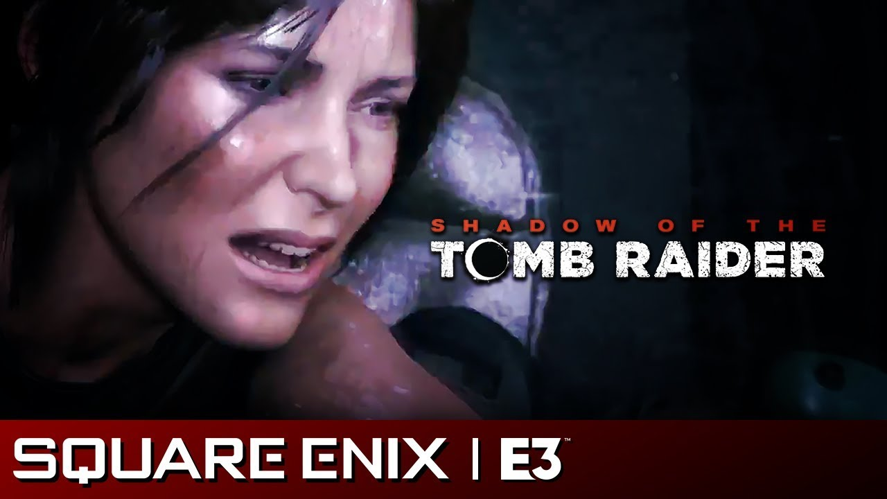 Image result for shadow of the tomb raider e3