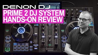 Hands-On Review: Denon DJ Prime 2 DJ System