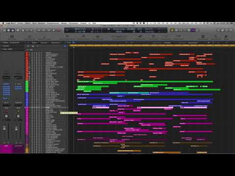 Spitfire  Orchestral libraries Contextual Demo by Alex Cortés