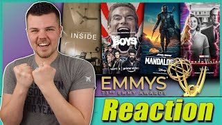 Emmys 2021 Nominations Reaction & Early Predictions