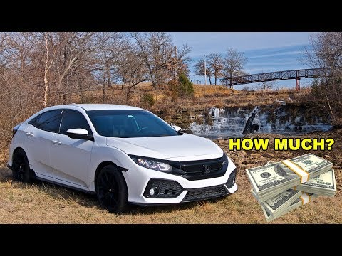 How Much Is My Monthly Payment/Insurance For My 2017 Honda Civic Hatchback?