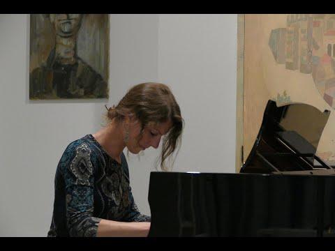 A.v.S. Brighenti Halfhour. Liszt: Sonetto op. 47 & 123, Funerailles - Bach-Petri: Cantata 208 432Hz