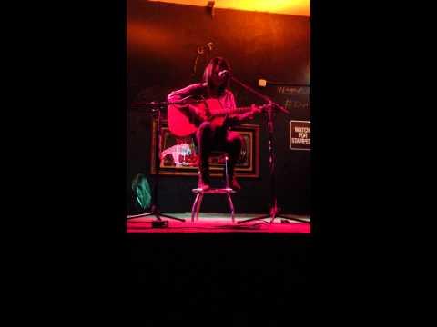 Brittany Bardwell live at Twilight Cafe & Bar, Portland Oregon