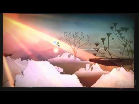 Ascension of the Metatron - E3 2011: El Shaddai: Off-Screen Demo Part 1