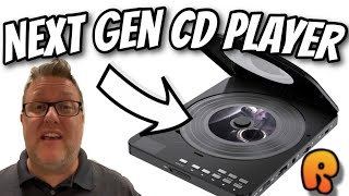 Next Gen CD Player Unboxing & Review!