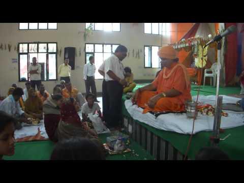 Initiation (Guru Purnima 2010)