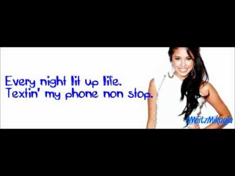 Jasmine Villegas - Just A Friend - DJ Chuckie Remix - Lyrics On Screen + Download Link