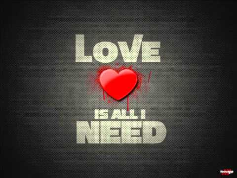 Paul Rodgers love is all I need