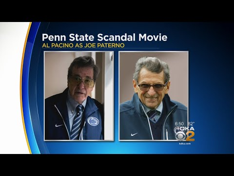 New Photo Shows Pacino In Character As Joe Paterno