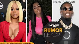 Offset's Alleged Mistress, Summer Bunni, Sobs Apology to Cardi B