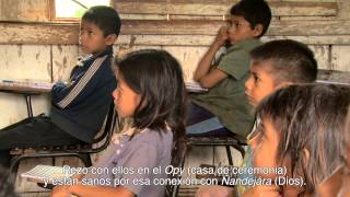 La voz de los sin voz -- Mbya Guaraní