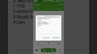 Cara Cek Nomor Indosat Im3 Ooredoo