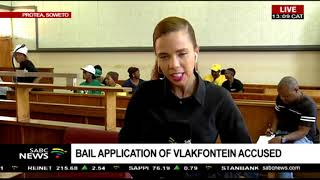 Bail application of Vlakfontein accused: Gillian Pillay