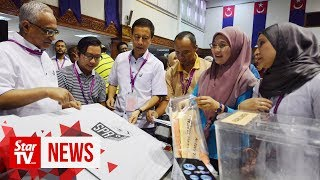 EC chief confident about Tanjung Piai voter turnout