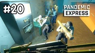 Pandemic Express Zombie Escape[Thai] #20 เมื่อยุงจะเกิดตรงไหนก็ได้