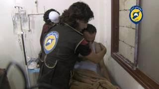بوتين ينتقم..إطلاق غاز سام على بلدة سورية