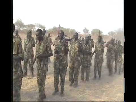 South Sudan liberation Army