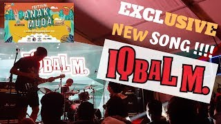 Download lagu IQBAL M. - FESTIVAL ANAK MUDA 2019 / BALAI SENI NEGARA KL / EXCLUSIVE NEW SONG!!!!!! (FULL VIDEO)
