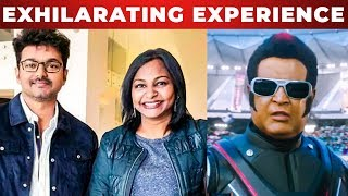 Thalapathy's Mersal Producer Hema Rukmani Opens Up About 2.0 3D Movie Experience