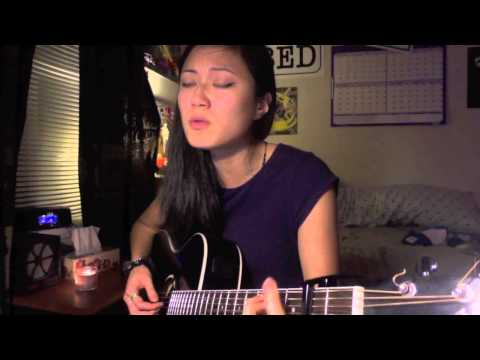 Here In Your Arms - Hellogoodbye & Be Alright - Justin Bieber [acoustic mashup]
