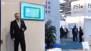 Impulsvortrag: IT Security und Digitalisierung - Vision oder Wirklichkeit im Mittelstand?