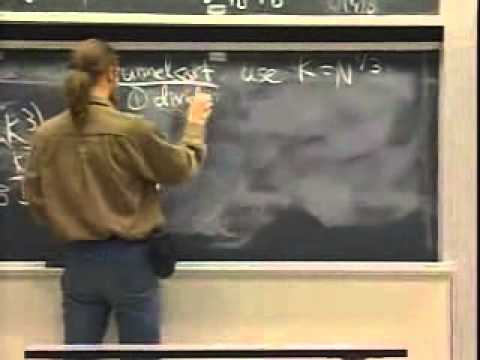 MIT's Introduction to Algorithms, Lecture 23 (visit www.catonmat.net for notes)