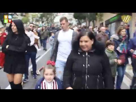El Arrastre de Latas de nuevo un éxito en Algeciras