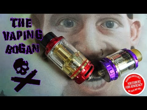 Kylin RTA V2 New Colours! | Vandy Vape | Kylin or Ammit Dual? | Full Review | The Vaping Bogan