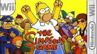 Longplay of The Simpsons Game