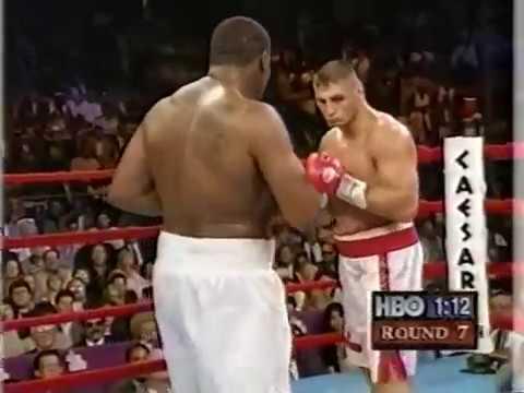 Riddick Bowe vs Andrew Golota (Full Fight)