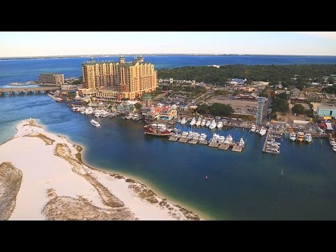 Florida Travel: Welcome to HarborWalk Village in Destin
