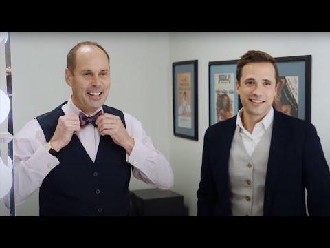 Ernie Johnson story with Will Dawson-CBN