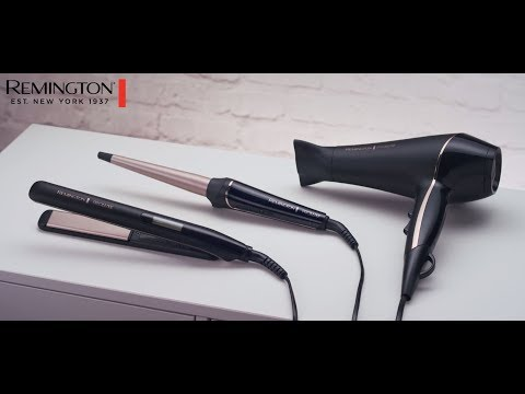 Remington PROLuxe Midnight Edition Series - How To Video AC9140B, S9100B & CI91WB