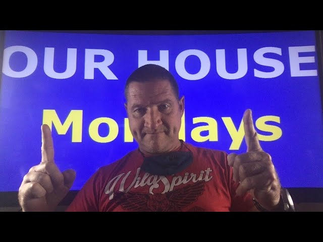 OUR HOUSE MONDAYS- where Gig Workers meet and share