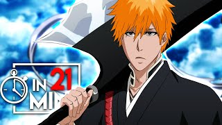 BLEACH IN 21 MINUTEN [TEIL 6]