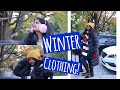 Getting ready for Winter in Canada | My Winter collection