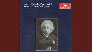 25 Norwegian Folksongs and Dances, Op. 17: No. 20. Halling