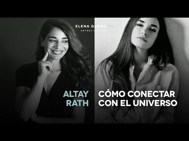 CÓMO CONECTAR CON EL UNIVERSO. ENTREVISTA A ALTAY RATH. INSTAGRAM LIVE