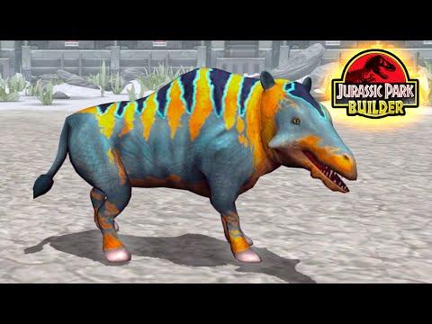 ARCHAEOTHERIUM!!! - Jurassic Park Builder GLACIER | HD