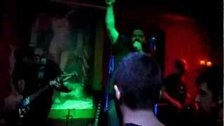 Hellbound - Bleeding Hands (Live 04-11-2012)