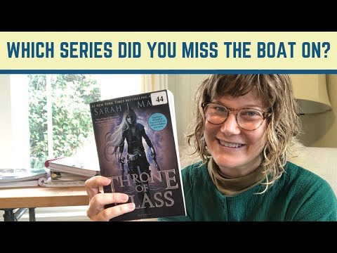 Which Series Do You Feel Like You Missed The Boat On?